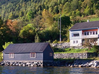 Photo for Vacation home Hennebygda in Nordfjordeid - 9 persons, 4 bedrooms