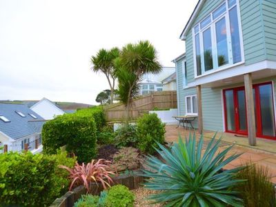 Photo for An eco-friendly, contemporary, light and spacious holiday home near the beach.