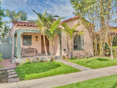 Photo for BEVERLY HILLS ADJACENT 2BD/2BA HOUSE+ 1bd/1ba Guesthouse