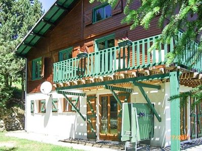 Photo for Large T4 apartment at the bottom of the chalet, in Pyrénées 2000, Renovated in 2011
