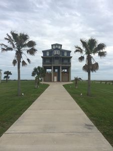 Photo for Bult in 2014- 5 Bedroom Beachfront Home Located On 3 Acres Front Acres