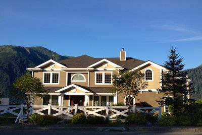 Striking, freshly painted exterior. This property overlooks million-dollar view!