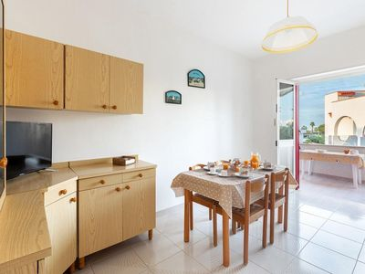 Photo for Holiday apartment Montalbano for 4 persons with 2 bedrooms - Penthouse holiday apartment