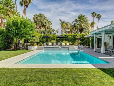 Photo for Luxury Home w/Mountain Views, Oversized Pool & Style!