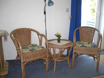 Photo for Double Room with Balcony or Terrace - Hotel / Pension Am Nationalpark