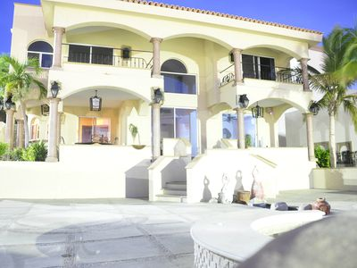 Photo for VIEWS, POOL, PRIVACY! 3 bed villa, private pool with jacuzzi and panoramic views
