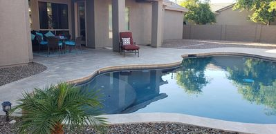 Photo for Beautiful Single Story& Pool,30 mins from Spring Training and Scottsdale