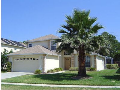 Photo for 8067WC 4-Bedroom Pool Home near Disney!