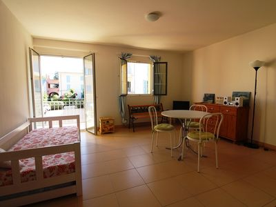 Photo for ERBALUNGA- Apartment 4 people bright and pleasant - shops nearby-BIA-ERBALUNGA
