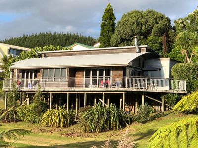 Photo for 3BR House Vacation Rental in Onemana Beach, Whangamata