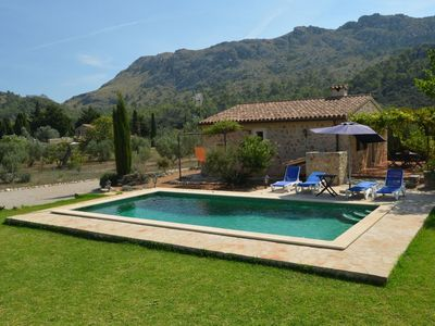 Photo for Beautiful Country House with Pool, Air-Conditioning and Garden; Parking Available