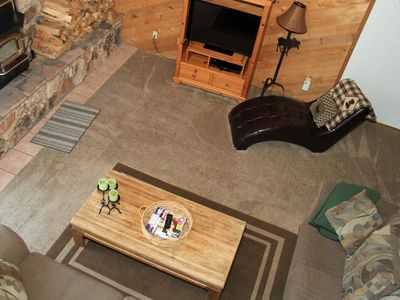 Photo for 2 Bedrooms & Loft, 3 Full Bathrooms, Sleeps 8, Three Levels to enjoy for your Mammoth Lakes Vacation