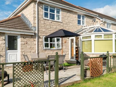 Photo for Hazelrigg -  Family-friendly 4-bedroom house with private garden (Pet-friendly).