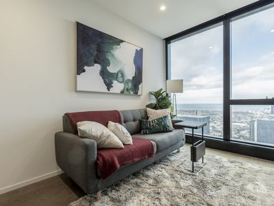 Photo for Chic & Cozy unit w/ Bay Views in Heart of Melbourne
