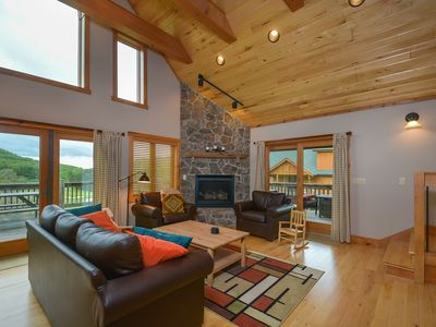 Photo for Coppertop Lodge 4 Bedroom House