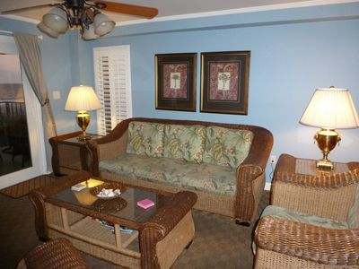 Photo for 3 BEDROOM/3 BATH OCEANFRONT CONDO:  ALL REMAINING JUNE WEEKS THRU 6/29 15% OFF