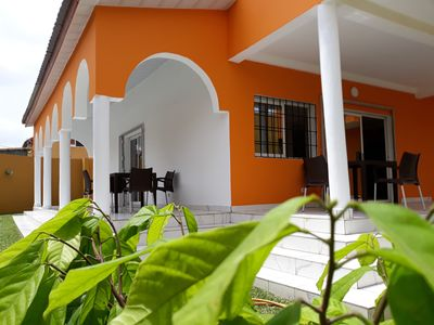 Photo for 1BR Guest House Vacation Rental in Abidjan, District Autonome d'Abidjan