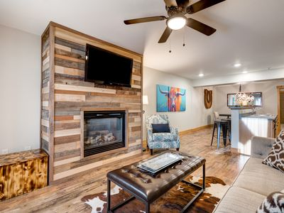Photo for Beautiful Downtown Steamboat Condo