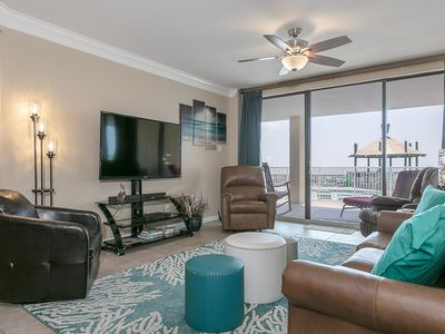 Photo for Summer House On Romar Beach #104A: 3 BR / 2 BA condo in Orange Beach, Sleeps 8
