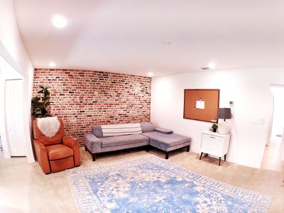 Photo for Trendy Lakeland Home *Disney & Clearwater Beach*