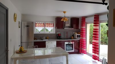 Photo for Apartment T2 / 3 of 55 m2 ground villa near Aubagne Cassis La Ciotat