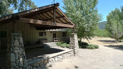 Photo for Tranquil & Private with Sweeping Views, River---all within 5 min of Santa Ynez