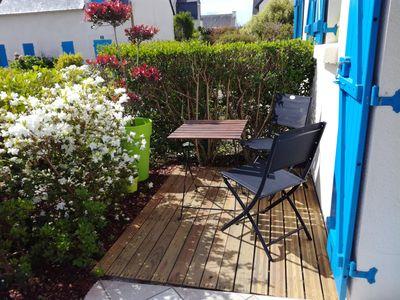 Photo for Charming cottage by the sea *** PROMOTION MAY from 04/05 to 18 / 05- 360 € the week **