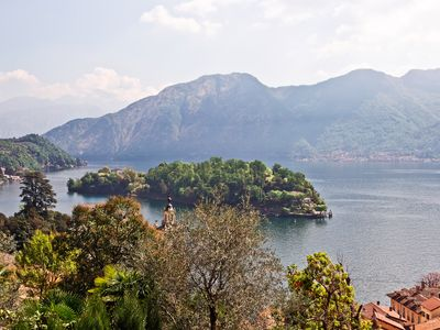 Photo for Exclusive Lake Como property with spectacular views with pool, sauna, jacuzzi