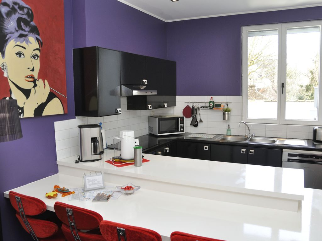 Fully Equipped Apartment 750 Meters From Historical Center Of Ghent Landen Flemish Brabant