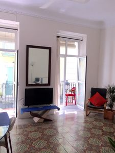 Photo for Spacious Apartment Within A Period Building, 5 Minutes From The Beach