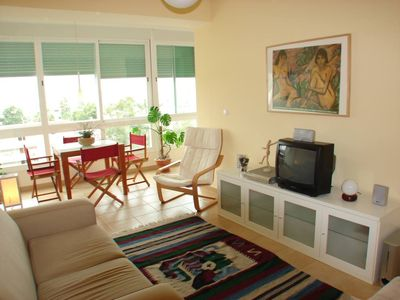 Photo for Beach, Surf & Lisbon - Costa Caparica Apartment