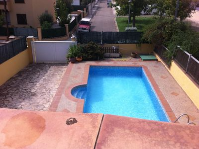 Photo for house with private pool in Calpe 400m from the beach riells