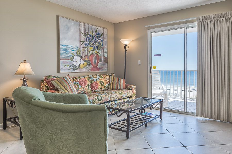 Seacrest #301: 2 BR / 2 BA condo in Gulf Shores, Sleeps 8 - Gulf Shores