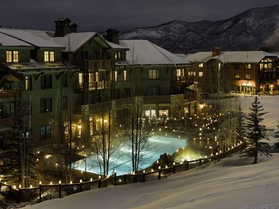 Photo for Ritz Carlton Club - 3bed/3bath - Ski-in/ski-out In The Heart Of Aspen Highlands
