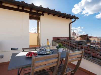 """Photo for """"Brunelleschi"""" Apartment with a view"""