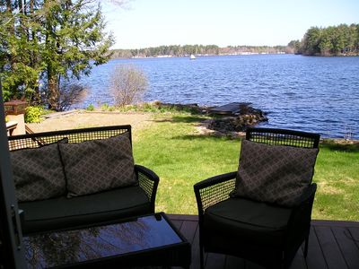 Photo for Available Weeks!  Lakefront Cottage!  Perfect for Families!
