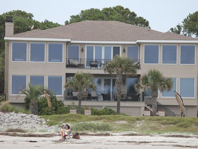 Photo for Oceanfront, Fripp Island, Dream Home, Wedding, New Listing