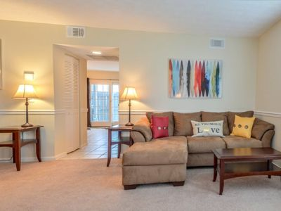 Photo for Quiet 3 bedroom 3 bath condo with pool