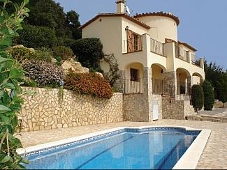 Photo for Superb Villa with Private Heated Pool + Stunning Sea and Mountain Views