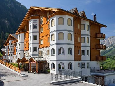 Photo for Apartment in the center of Leukerbad with Internet, Lift, Parking, Balcony (49673)