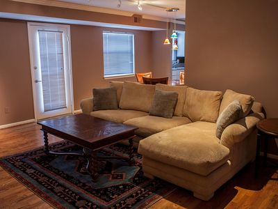 Very comfortable living room sofa!