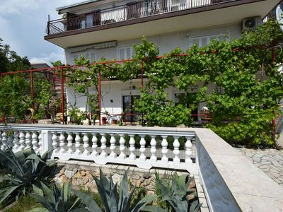 Photo for Nice apartment with swimming pool and sea view  !