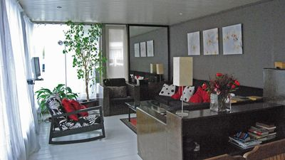 Photo for 3 bedroom houseboat in the centre of Amsterdam