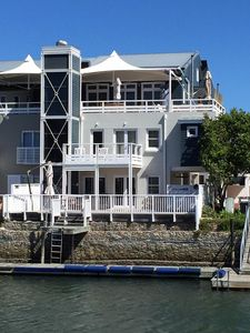 Photo for Thesen Island - Luxurious house in Knysna on the Garden Route with pool