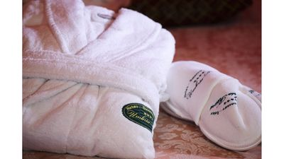 "Photo for ""Resort Umbria SPA"" Rosa Room"