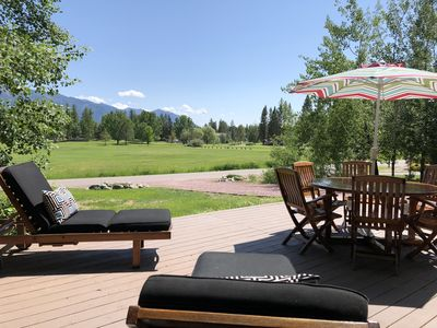 Photo for Golf Resort 4bd Home- 20 to Minutes to Glacier Park and 10 Minutes to Whitefish