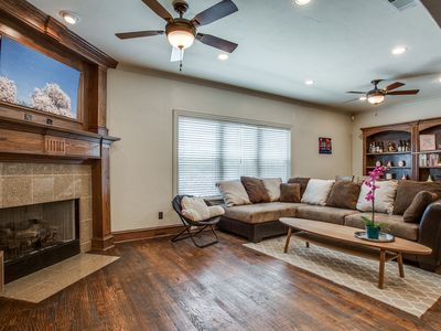 Photo for Smart Uptown Townhome with Parking garage!