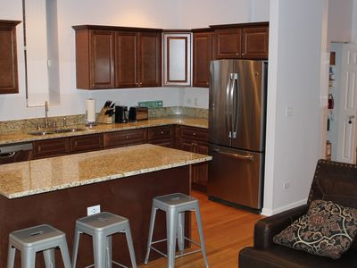 Photo for Lincoln Park Living - Suite 1:  5 queen beds / 2 full bath / sleeps 10!