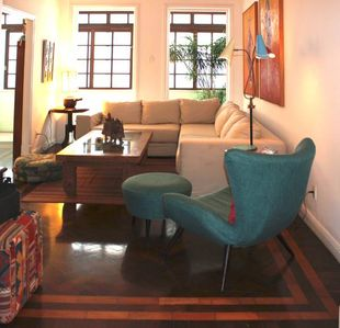 Photo for Cozy apt p / ate '6, in the best point of Ipanema