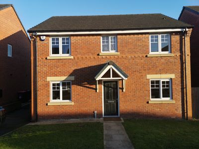 Photo for 4 BEDROOM DETACHED HOUSE IN THE POPULAR QUIET NIGHTINGALE GARDENS